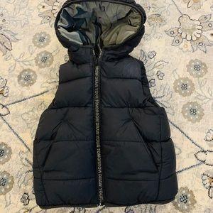 Zara baby vest